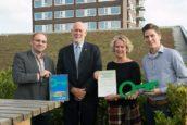 Havenziekenhuis Rotterdam ontvangt Green Key certificaat