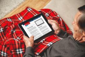 Drieluik patiënten- en cliëntenportalen: Woonzorgcentra Haaglanden
