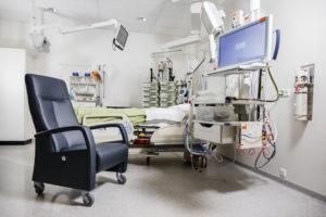 IC van Maasstad Ziekenhuis biedt zitcomfort
