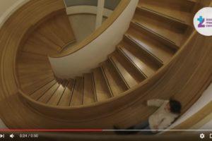 VIDEO: ZMC showt ingebouwde glijbaan