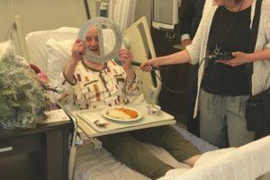 Maasstad Ziekenhuis trakteert patiënten op kampioensmaaltijd
