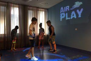 App gecombineerd met interactieve playground helpt astmapatiëntjes