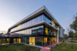 dJGA wint award voor healing environment ziekenhuis