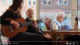 VIDEO: Hoe St. Jozefoord muziek inzet voor ouderen