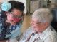 Contactclown jackie in verpleeghuis oudshoorn juli 2017 80x60