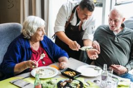 Landelijk zorgmenu: samen naar beter eten in de zorg