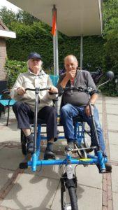 kleinschalig wonen ouderen
