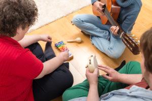 muziek in de zorg