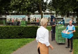 Bidfood en Albert Heijn gaan samenwerking aan voor de zorg