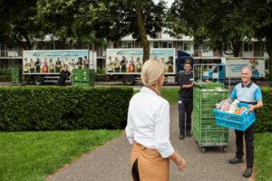 Bidfood en AH focussen op meerwaarde voor de zorg