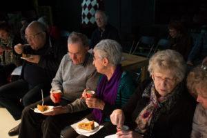 Distrivers ondersteunt de kracht van muziek met appeltaart