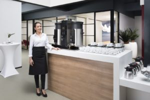 Animo introduceert nieuwe koffiemachine ComBi-line