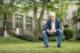 Jan slagter in tuin ben oude nijhuis foto roland j. reinders 80x53