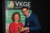 Eline Vermeulen nieuwe voorzitter VKGE