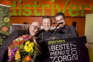 Rivas Zorggroep serveert 'het beste Menu van de Zorg 2017'
