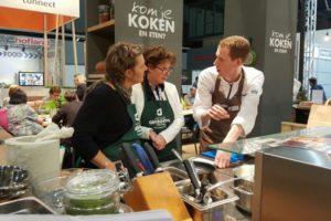 Kom naar de kookworkshop op de Dag van de Gastvrijheid