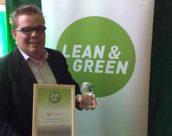 Daily Fresh Food ontvangt Lean & Green award