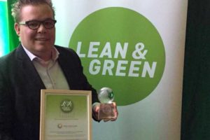 Daily Fresh Food ontvangt Lean & Green award